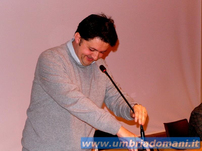 Presentazione candidati PD alla presenza di Gianpiero BOCCI (19) Luca Barberini Smacchi Porzi