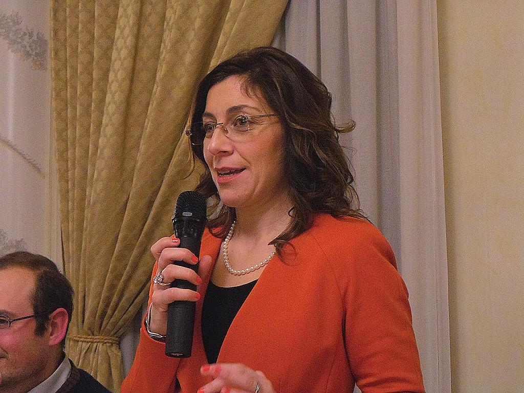Simona CAROSATI - 44,94% -  4.417 Voti