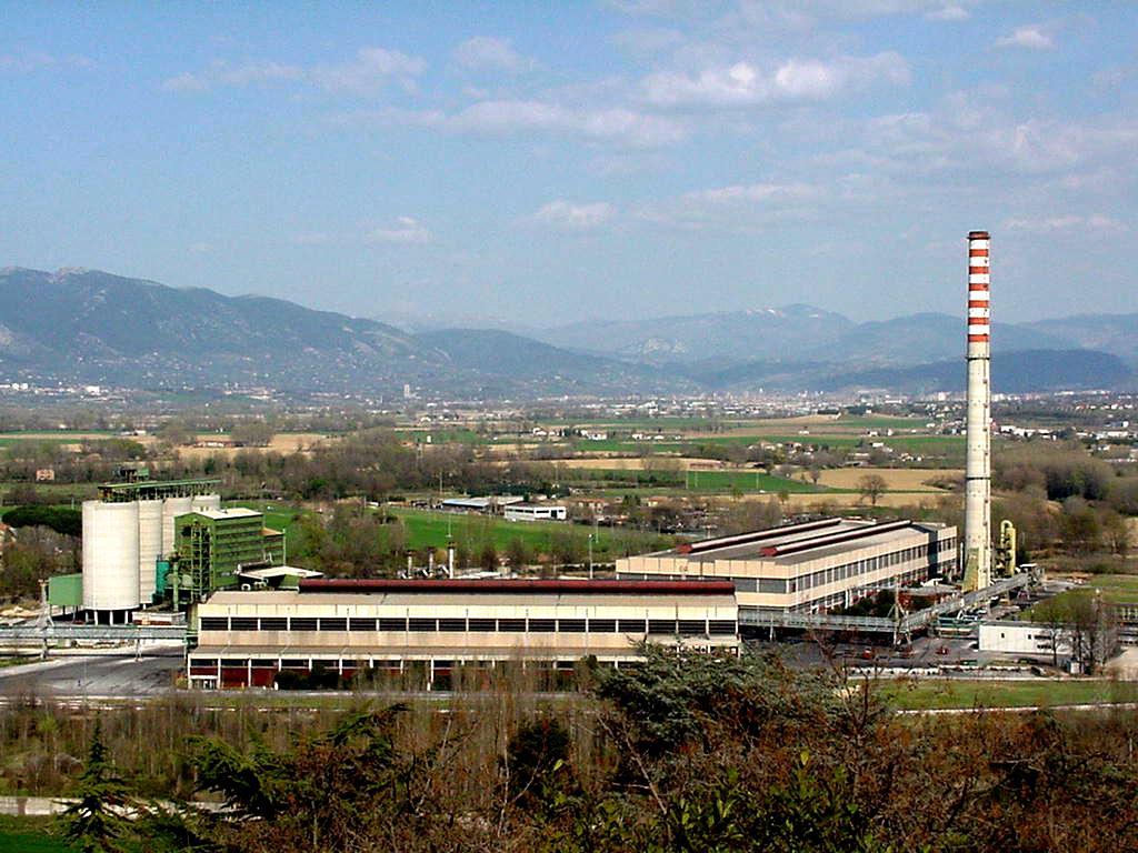 GoSource Italy formalizza la titolarità di Narni 2 da Sgl Carbon