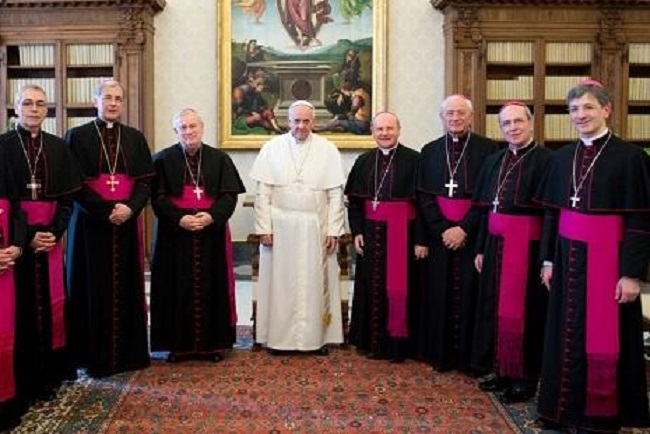 vescovi-umbri-e-papa-francesco