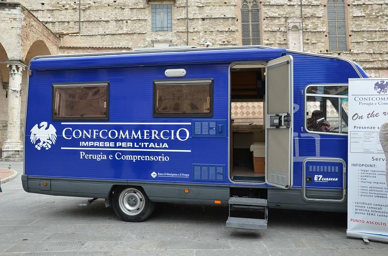 Camper Confcommercio