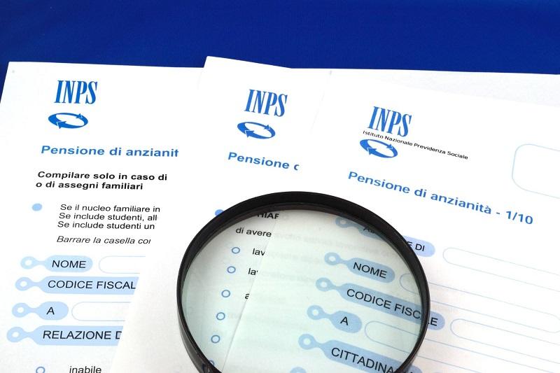 In Umbria pensioni più basse della media nazionale
