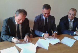 firma protocollo intesa comune Foligno e provincia