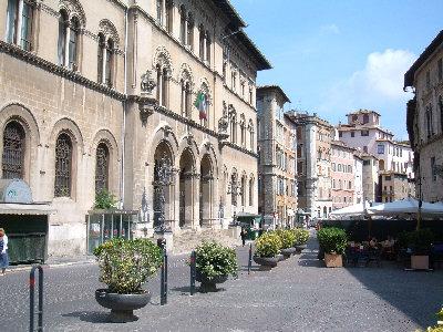 Perugia Piazza Matteotti