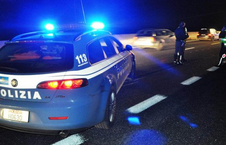 Todi, drammatico incidente stradale lungo la E45: centauro perde la vita.
