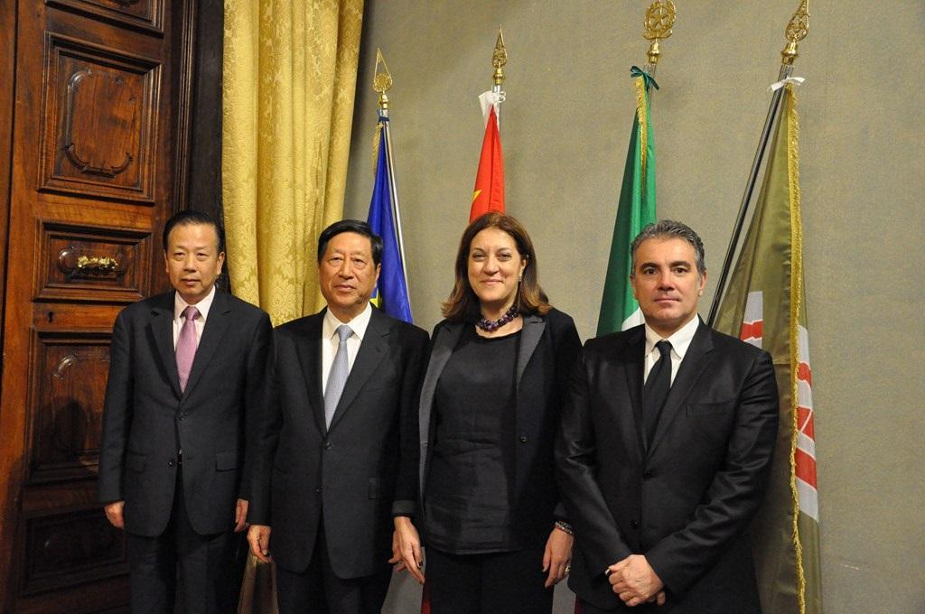 incontro delegazione cinese (5)