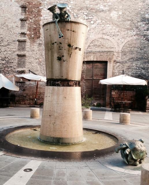 piazza don minzoni foligno