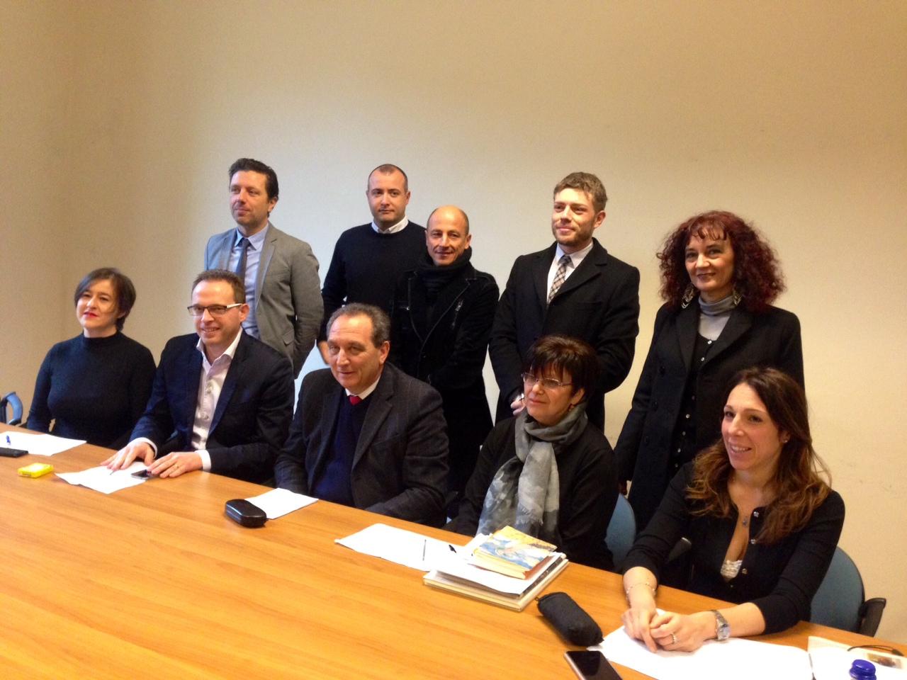 Giunta Foligno + consultori