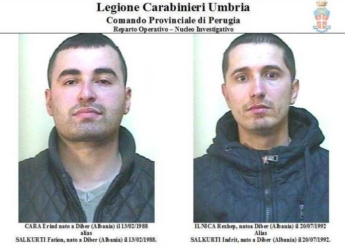 albanesi arrestati