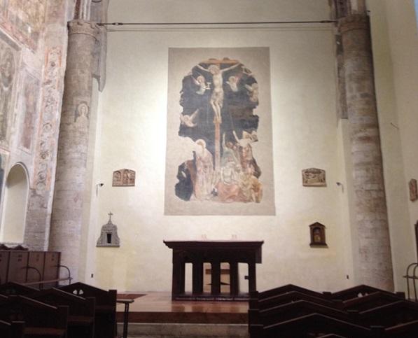 interno chiesa di S. Agata (1)