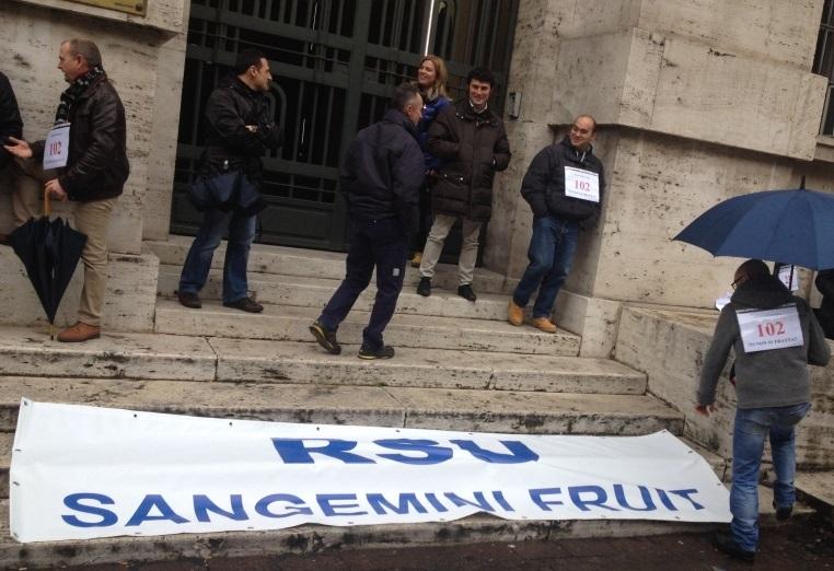Sangemini: la protesta continua, domani presidio ad Acquasparta