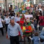 Terni, Cantamaggio: conto alla rovescia per la sfilata dei mini carri. Quasi 1200 bambini coinvolti
