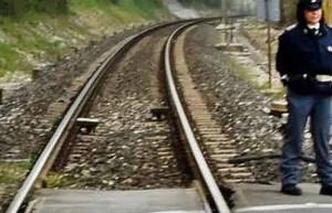 morto sotto il treno