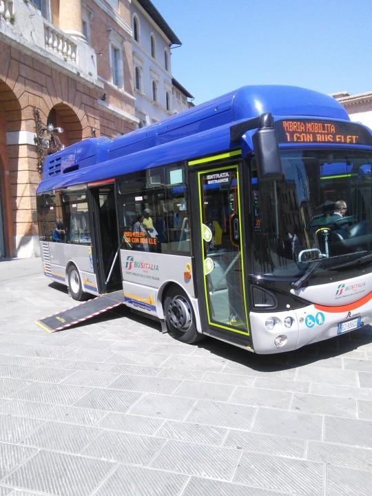 bus elettrici foligno