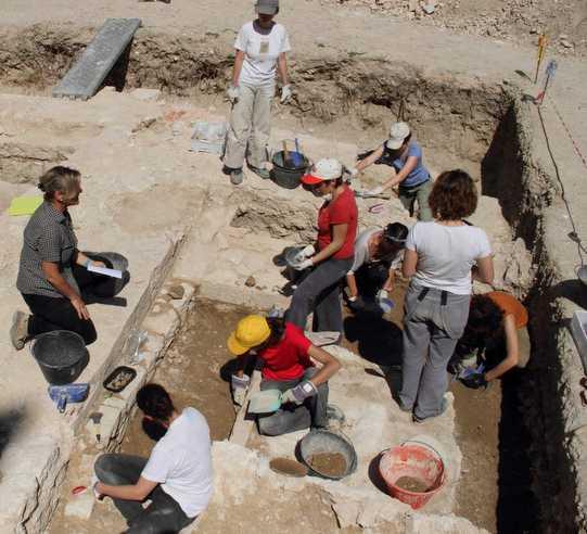 scavi sassovivo