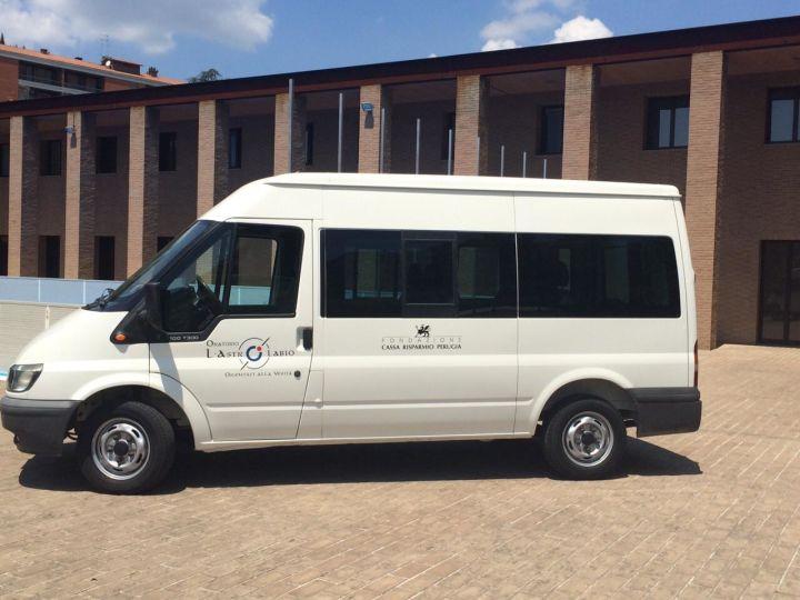 Il Minibus      9 posti dell'Oratorio L'Astrolabio