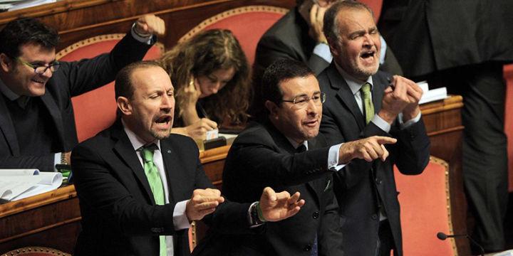 Senato. Esame delle riforme costituzionali