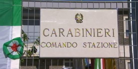 carabinieri giove