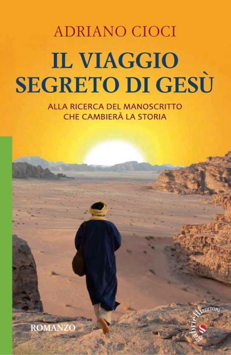 copertina  romanzo Adriano Cioci
