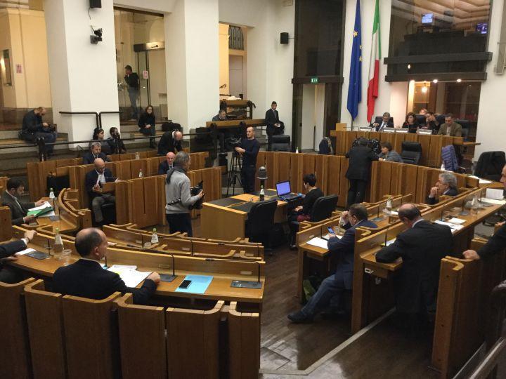 Regione, martedì in Aula per taglio ai vitalizi e dimissioni Marini