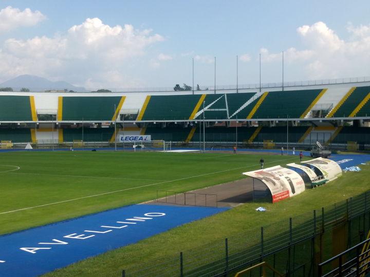 Stadio Partenio Avellino