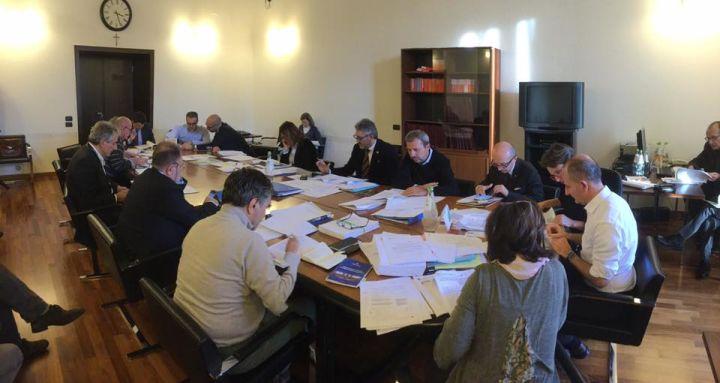prima commissione assestamento bilancio 2015