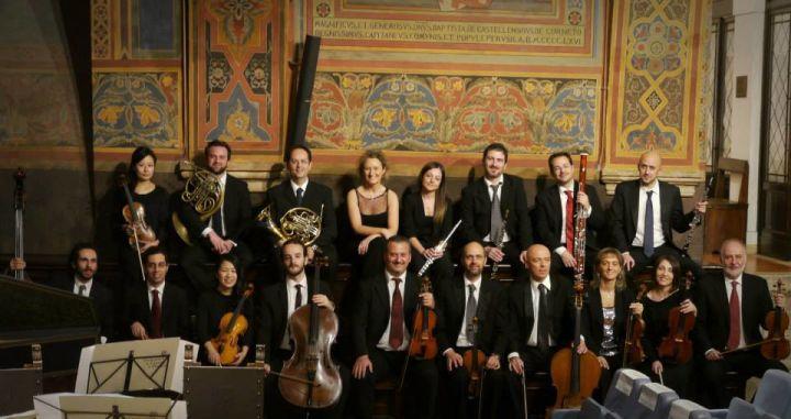 Orchestra da Camera di Perugia - Sala dei Notari