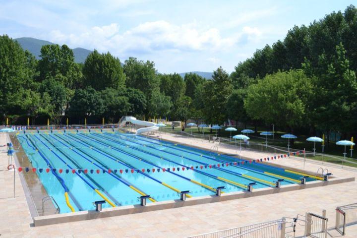 Citt di castello piscine aperte anche a ferragosto - Piscine dello stadio ...
