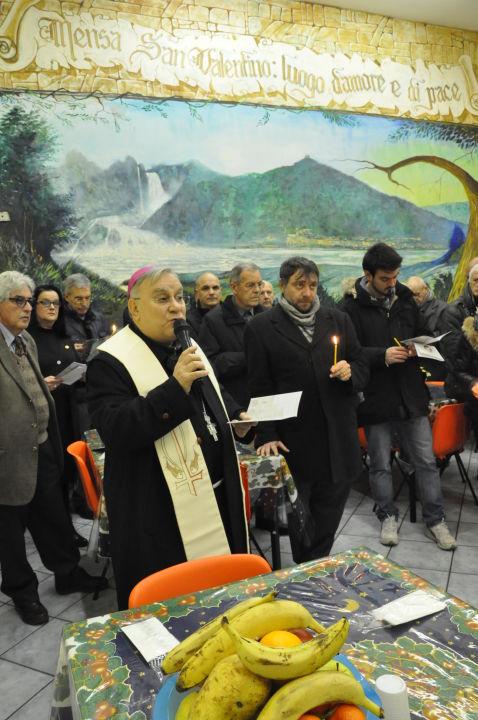 Vescovo Piemontese Caritas