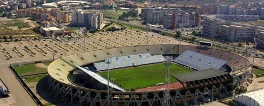 Stadio Sant'Elia Cagliari