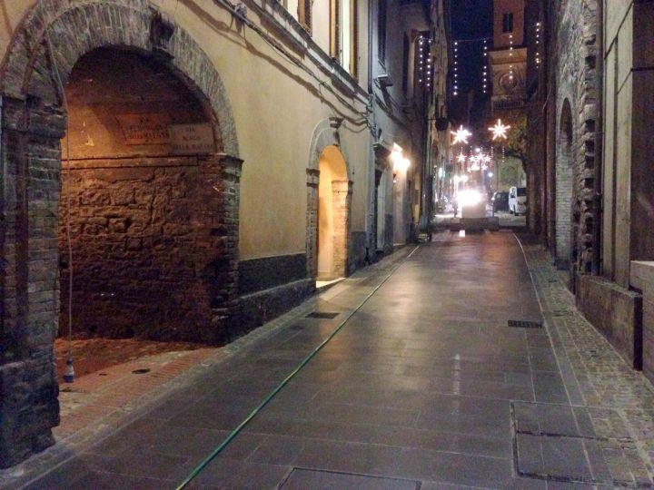 Spello-Via Cavour