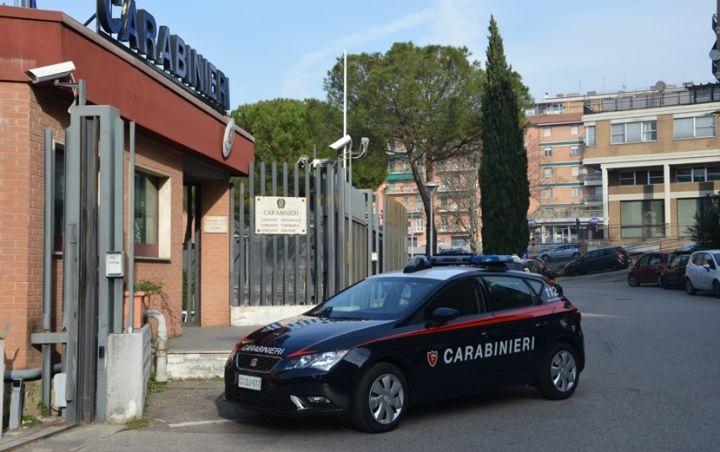 auto nuova carabinieri