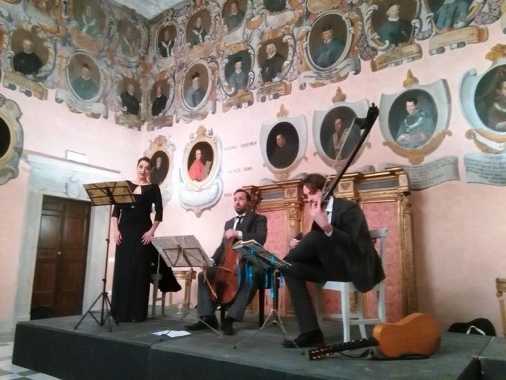 concerto di fine anno accademia degli ottusi o spoletina