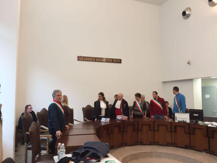 Corte d'Assise Omicidio Moracci