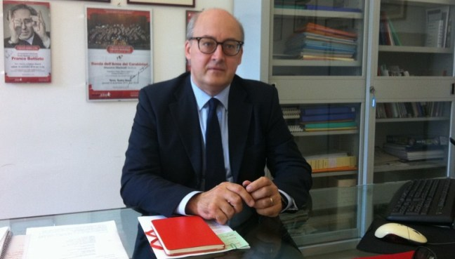 Gabriele Catalucci - Direttore Istituto Briccialdi Terni