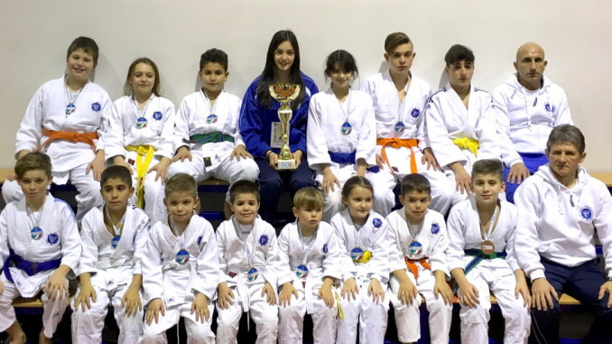 Ju Jitsu Perugia giovani samurai