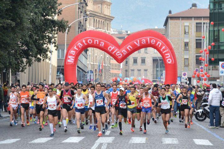 Maratona San Valentino Terni