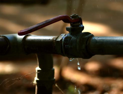 perdite d'acqua