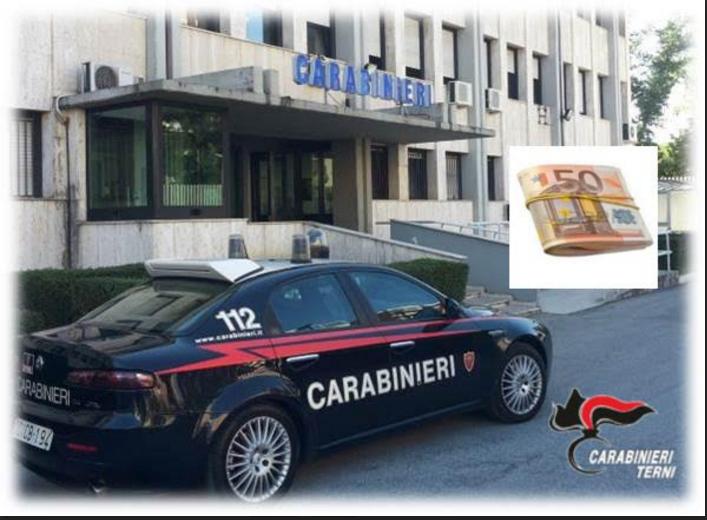 Carabinieri di Terni CC