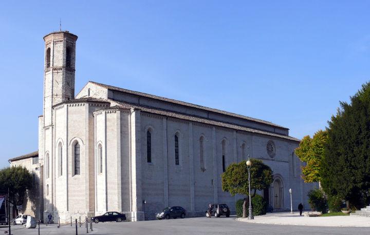 Gubbio_-_chiesa_di_San_Francesco