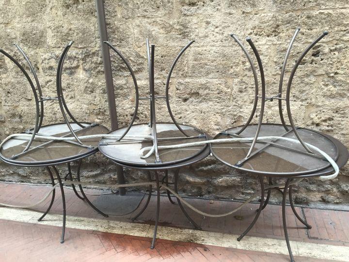 Tavolini Ristoranti