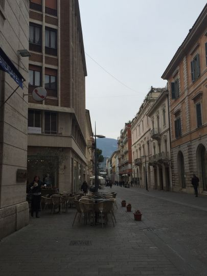 Corso Tacito Terni