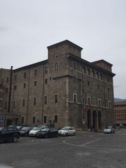 Comune di Terni Palazzo Spada