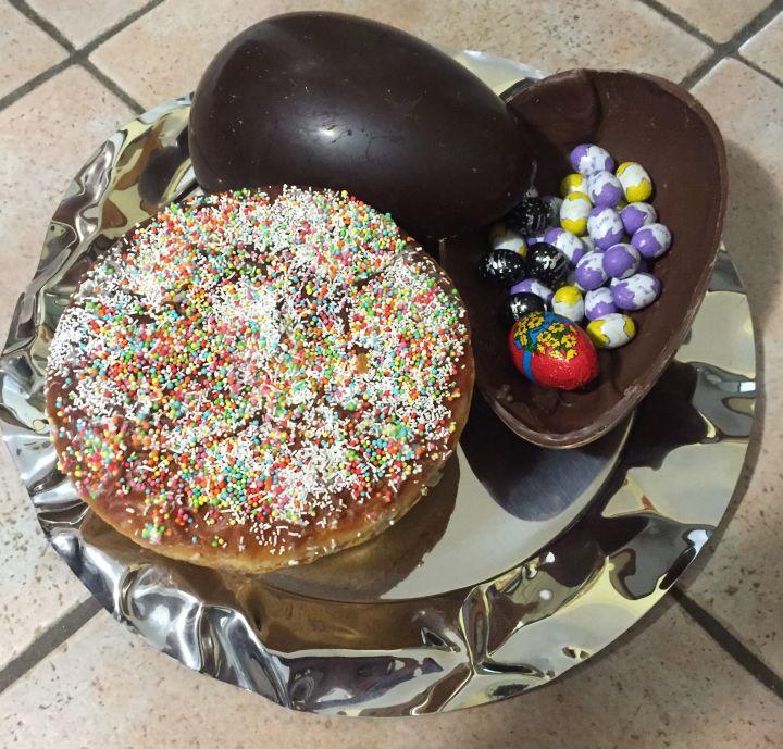 Pasqua a Terni