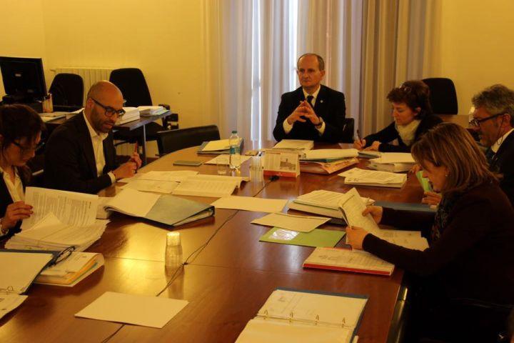prima commissione approvazione bilancio