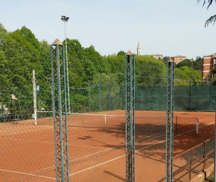 Cus Perugia (tennis terra rossa)