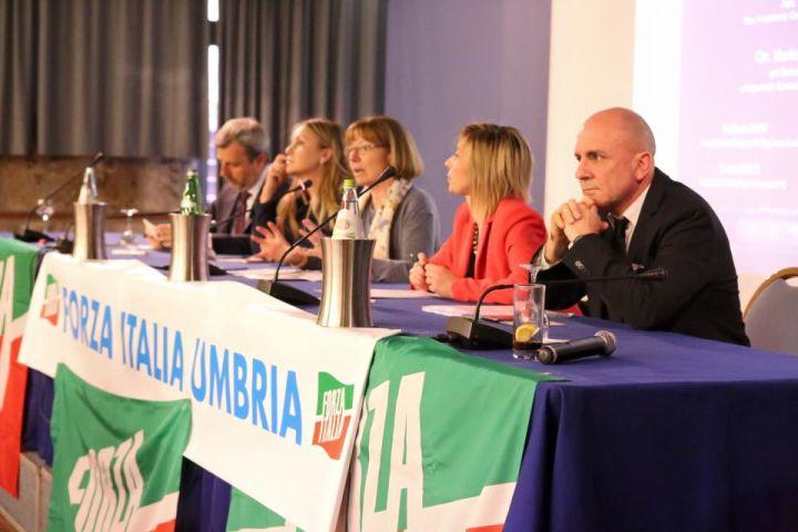 forza italia umbria