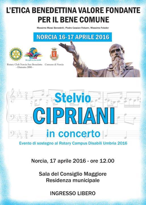 locandina Rotary Concerto Cipriani