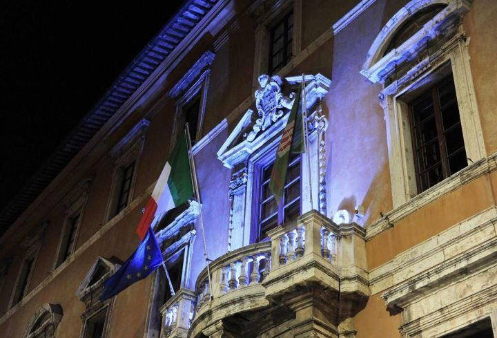 palazzo donini blu