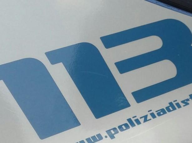 113 polizia terni